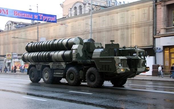 Росія почала поставки С-300 в Іран - ЗМІ