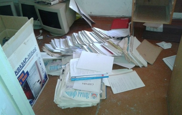 В Симферополе обокрали редакцию крымскотатарской газеты