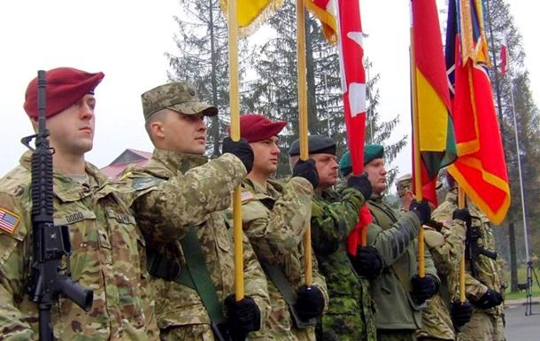 США начали обучение украинской армии