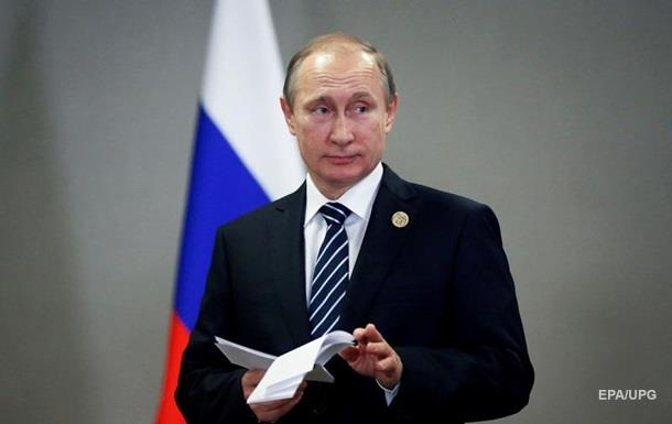 Путин: Киев заранее знал о блэкауте Крыма