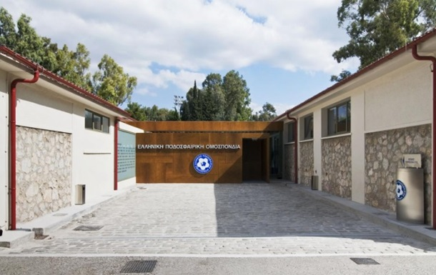 В Афинах  заминировали  офис Федерации футбола