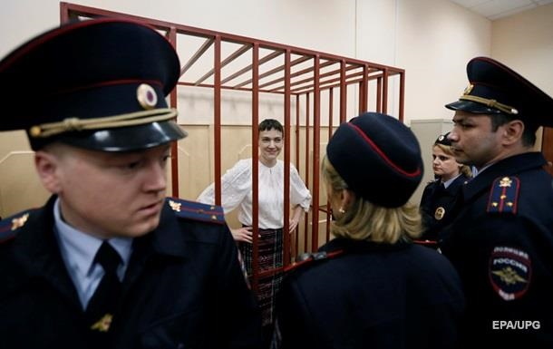 Защита Савченко заявила о лжесвидетеле