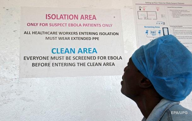 В Либерии зафиксированы три новых случая заражения Эболой