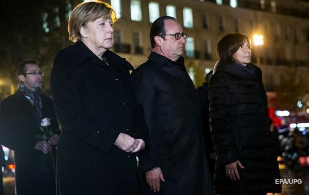 Меркель: Германия будет активнее бороться с ИГ