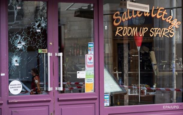 Париж заморозил выплаты кафе, продавшему СМИ видео теракта