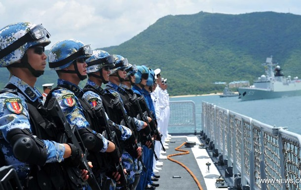 Китай подтвердил планы создания базы ВМС в Джибути