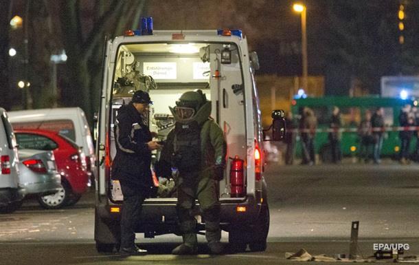 В Берлине задержаны двое предполагаемых исламистов