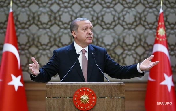 Эрдоган предложил Путину встретиться