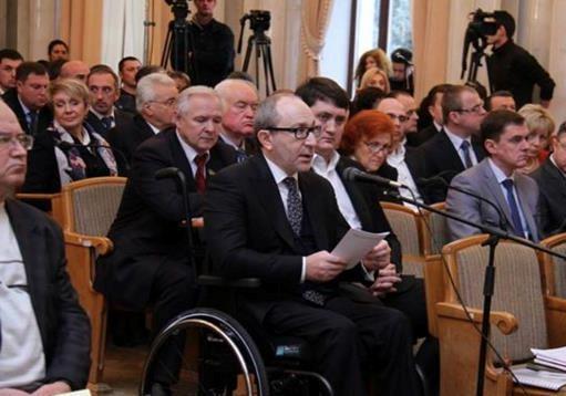 Сдала ли Харьков «Самопомощь»? Итоги первой сессии облсовета на X1.COM.UA