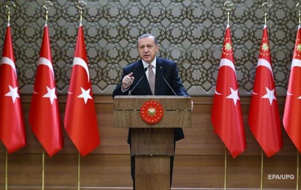 Эрдоган предостерег Россию от  игр с огнем