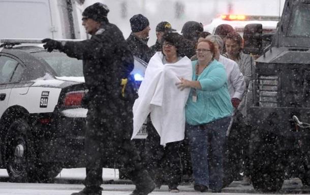 В штате Колорадо неизвестный напал на больницу