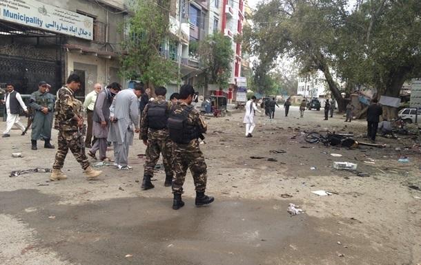 В Кабуле прогремел взрыв
