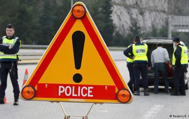 Французская полиция не пропустила в страну тысячу человек
