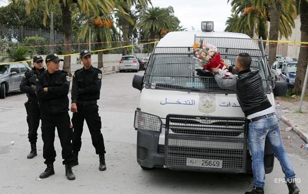 В Тунисе задержаны подозреваемые в организации взрыва автобуса