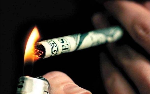 Удешевление сигарет в Украине.