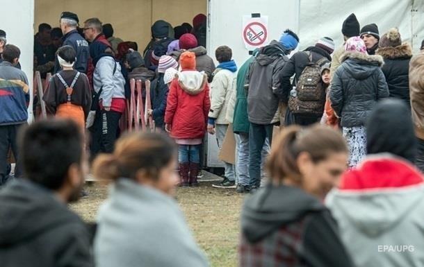 В немецких приютах подрались беженцы