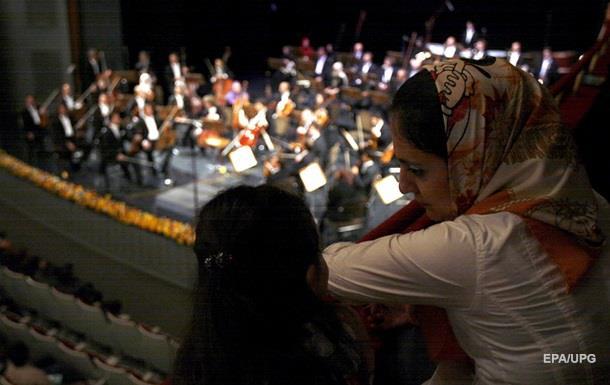 В Тегеране отменили концерт из-за женщин-оркестранток