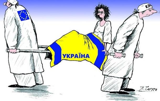 Союзников у Украины нет