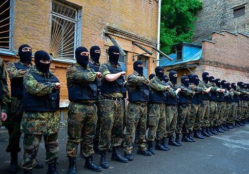 Украинцы против украинцев