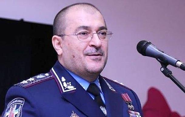 Глава МВД принял отставку замначальника полиции