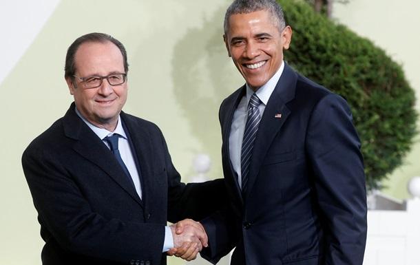 В Париже открывается саммит по защите климата