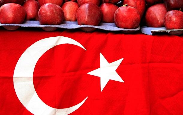 Россия запрещает ввоз турецких овощей и фруктов