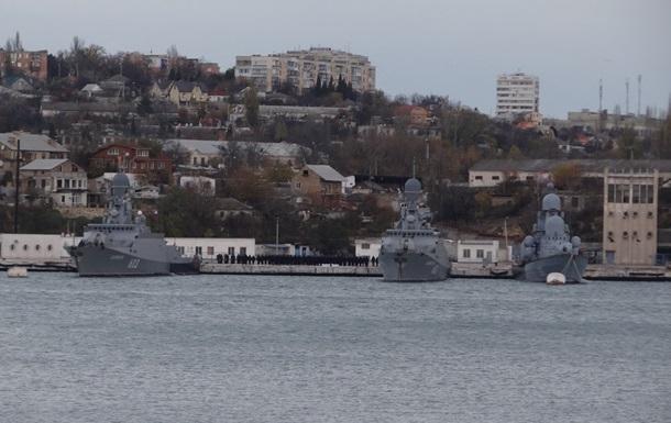 В Крыму готовы стрелять в ответ на морскую блокаду