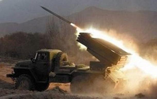 Украинские снаряды против дончан