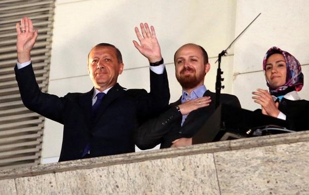 Москва: Ердоган і його сім я зв язані з ІД