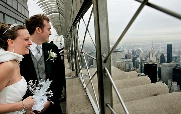 Исследователи предрекли разрыв парам. поженившимся в 1986 и 1988 годах