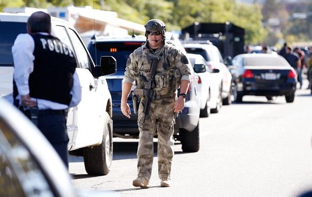 Стрельба в Калифорнии: полиция проводит спецоперацию