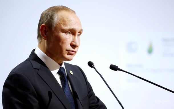 Путин обещает провести газ в Крым с Кавказа