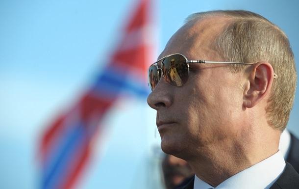 Путін виступив за єдиний антитерористичний фронт