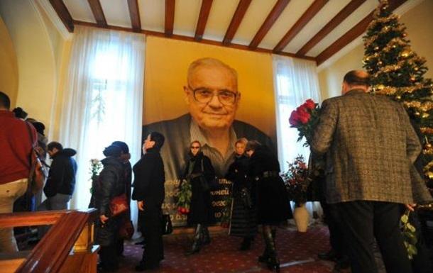 В Москве похоронили Эльдара Рязанова