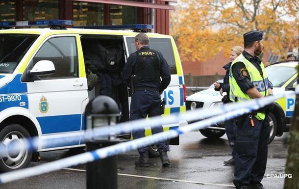 Резня в шведской школе: число жертв возросло до трех