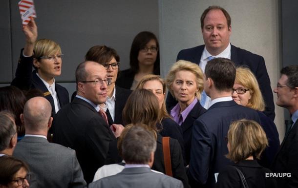 Бундестаг одобрил операцию против ИГИЛ