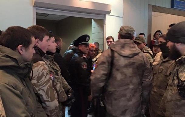 В Одессе подсудимый вскрыл вены на суде