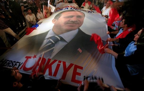 Султан Эрдоган. Авторитарные замашки лидера Турции