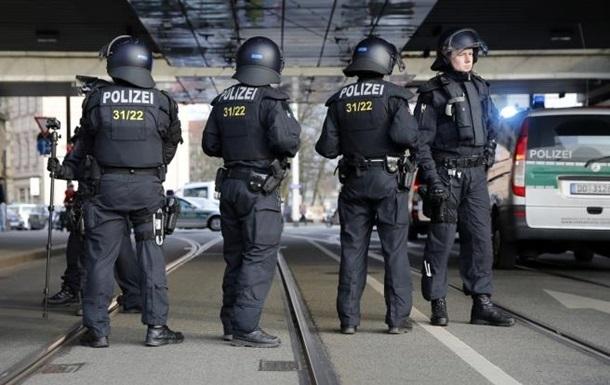 В Мюнхене 100 полицейских  обезвредили  мужчину в камуфляже