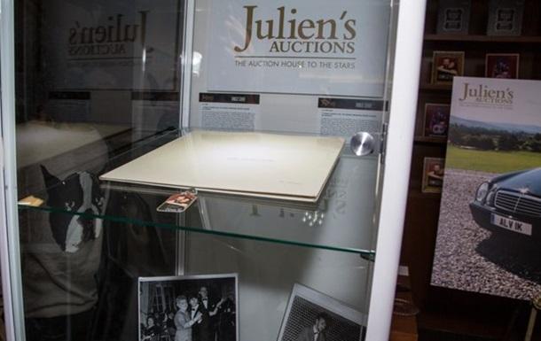 Первую копию  Белого альбома  The Beatles продали за $790 тысяч