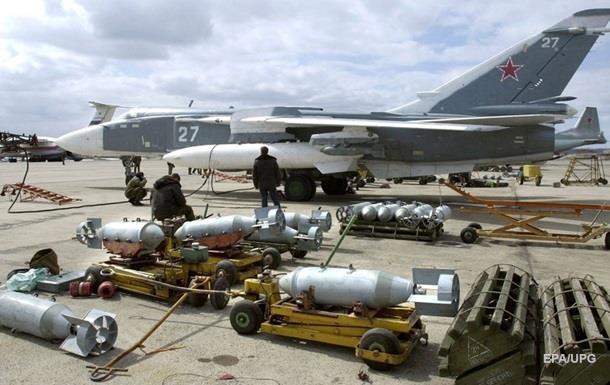 Морпехи РФ помогают Сирии под Пальмирой - СМИ