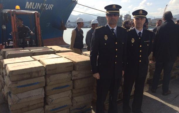 10 украинцев задержали при контрабанде гашиша в ЕС