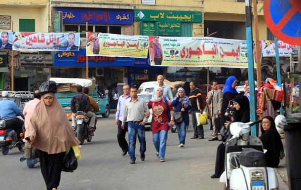 За полгода население Египта увеличилось на один миллион человек