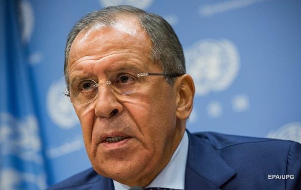 Лавров: США визнали Україну неплатоспроможною