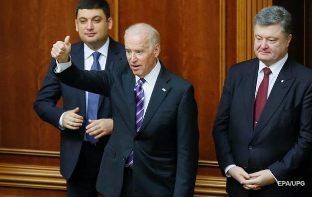 Путин - прячется . О чем Байден говорил в Раде