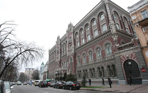 Курс валют в банках Украины