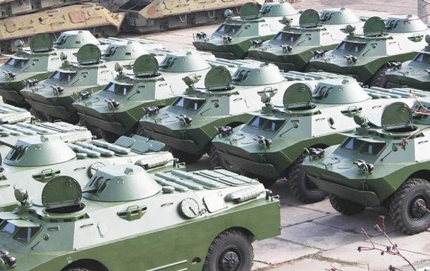 Армії передали нову партію розвідувальних машин