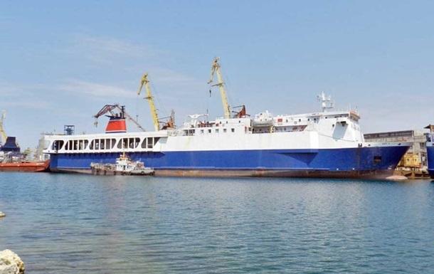 Турецкие паромы вместо Крыма будут ходить в Скадовск