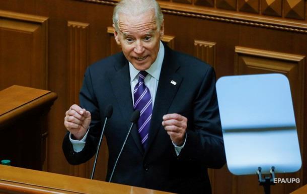 У Байдена в Украине мог быть свой интерес
