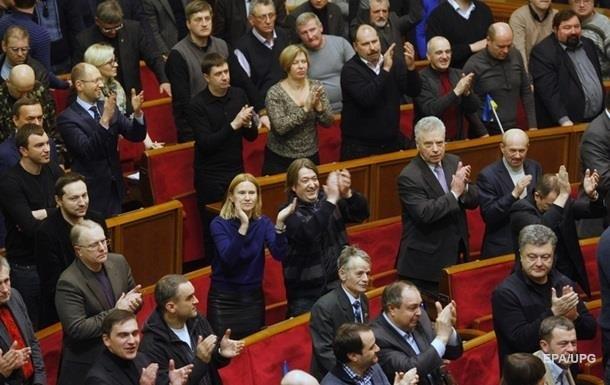 Рада приняла новый закон о госслужбе